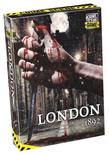 Crime scene - London