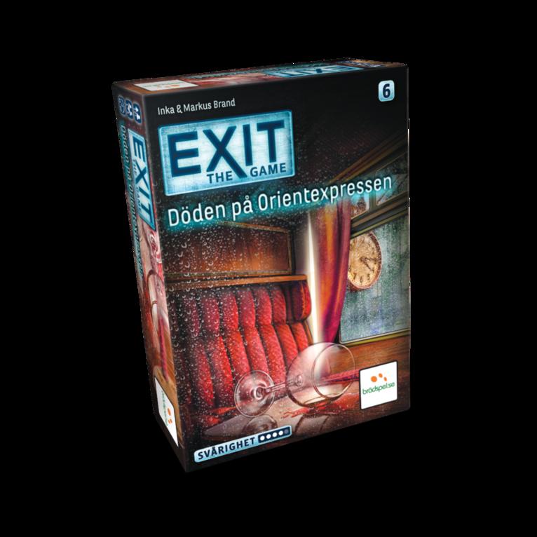 EXIT: Döden på Orientexpressen 1