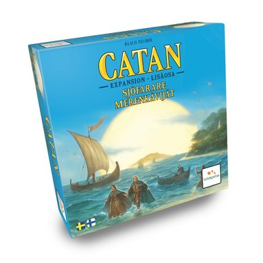 Catan Expansion : Sjöfarare