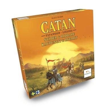 Catan Expansion : Städer och Riddare