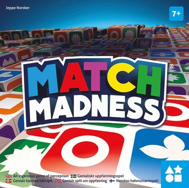 Spel Match Madness 1