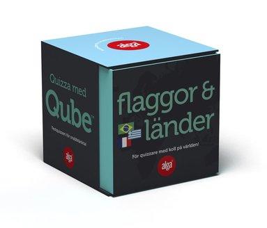 Qube Flaggor och länder