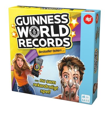 Guinness World Records - rekordroligt spel 1