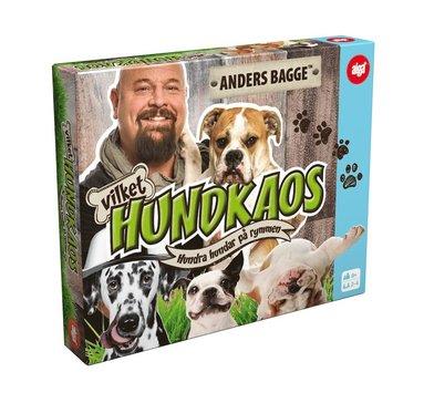 Anders Bagge Vilket hundkaos - hundra hundar på rymmen 1