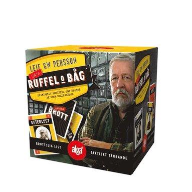 Spel Qube Leif GW Persson GW:s Ruffel & båg