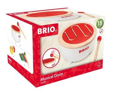 Brio musikalisk trumma 1