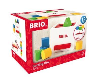 Brio plocklåda vit 1