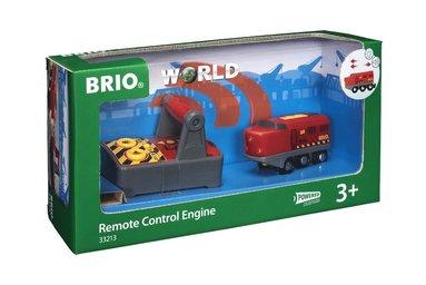 Brio fjärrstyrt lok 1