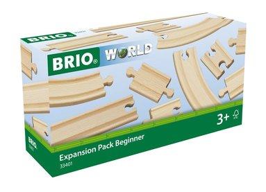Brio tågbana påbyggnadsset 1, 11 delar 1