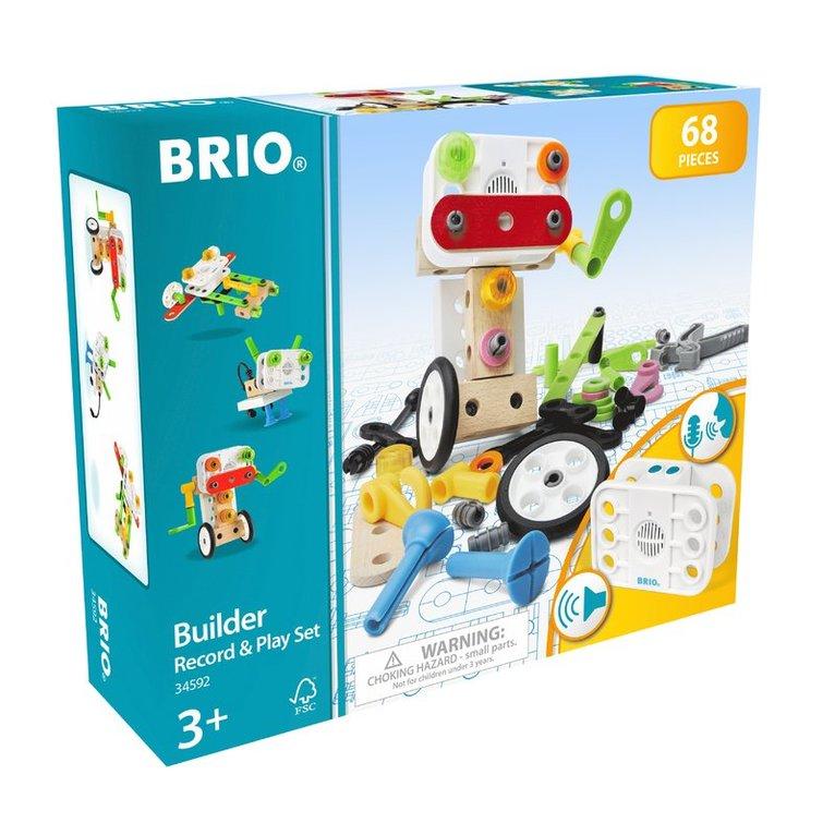 Brio Builder Record & Play Set 1