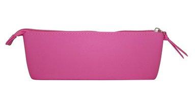 Pennfodral silikon rosa 1