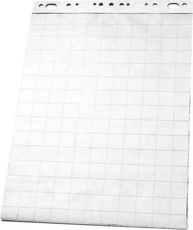 Blädderblock 60x84cm