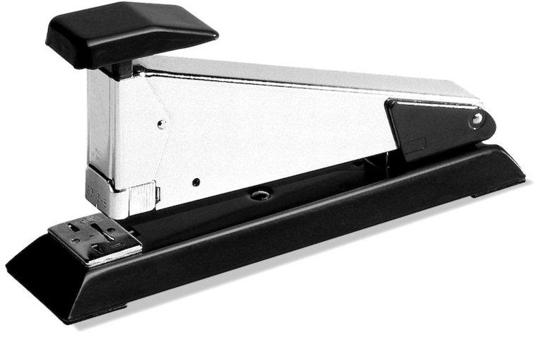 Häftapparat Rapid K2 svart/krom 1