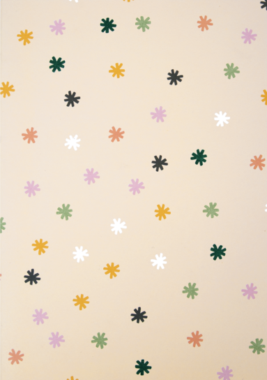 Skrivhäfte A5 Mini Floral