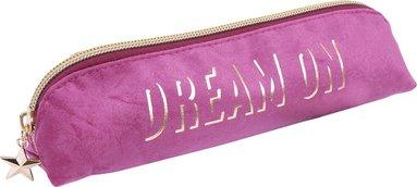 "Pennfodral ""Dream on"" rosa"