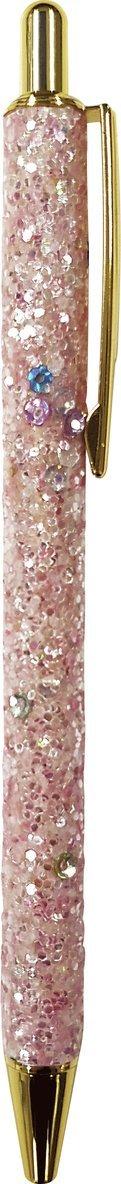 Kulspetspenna strössel rosa