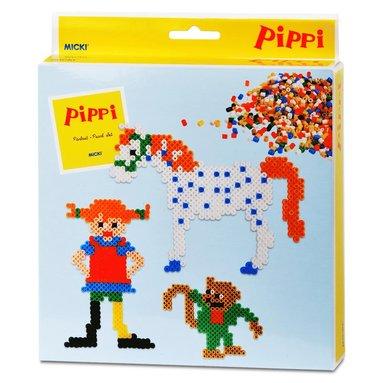 Pärlset Pippi Långstrump 2000 pärlor