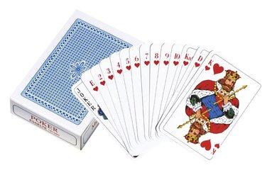 Kortlek Öbergs poker blå