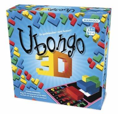 Ubongo 3D 1