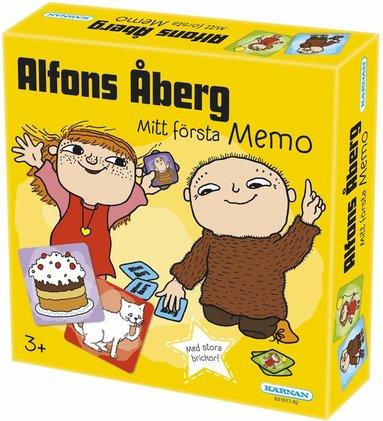 Memo Alfons Åberg 1