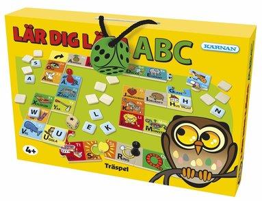 Spel Lär dig läsa ABC
