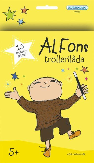 Trollerilåda Alfons Åberg