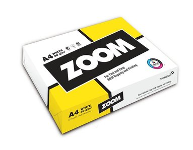 Kopieringspapper A4 ohålat 80g 500 ark vit