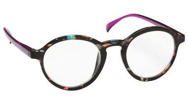 Läsglasögon +2.5 Kiruna flerfärgad