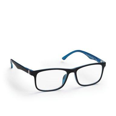 Läsglasögon +1.0 Stockholm svartblå