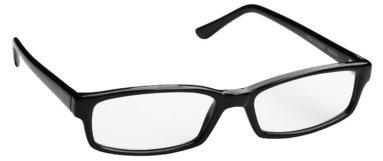 Läsglasögon Lix +3.5 svart