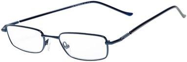 Läsglasögon Lix +1.0 blå