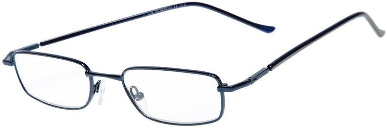 Läsglasögon Lix +1.0 blå 1