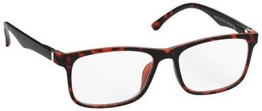 Läsglasögon Lix +1.0 Havanna svart