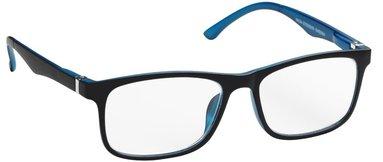 Läsglasögon Lix +3.5 Havanna svartblå