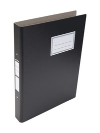 Ringpärm A4 29mm papper svart