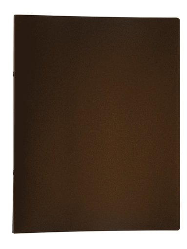 Ringpärm A4 plast svart