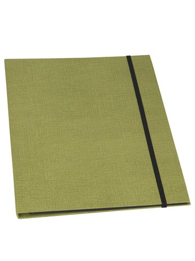 Mapp A4 Paulina canvas lime