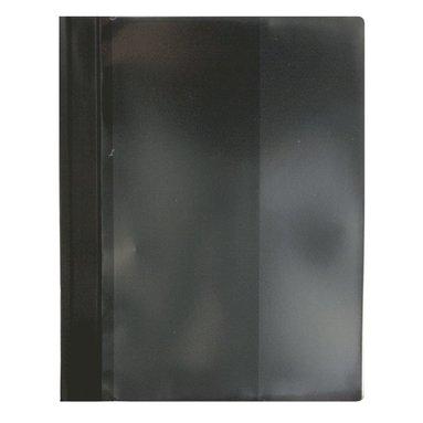 Offertmapp A4 superkvalité med ficka svart