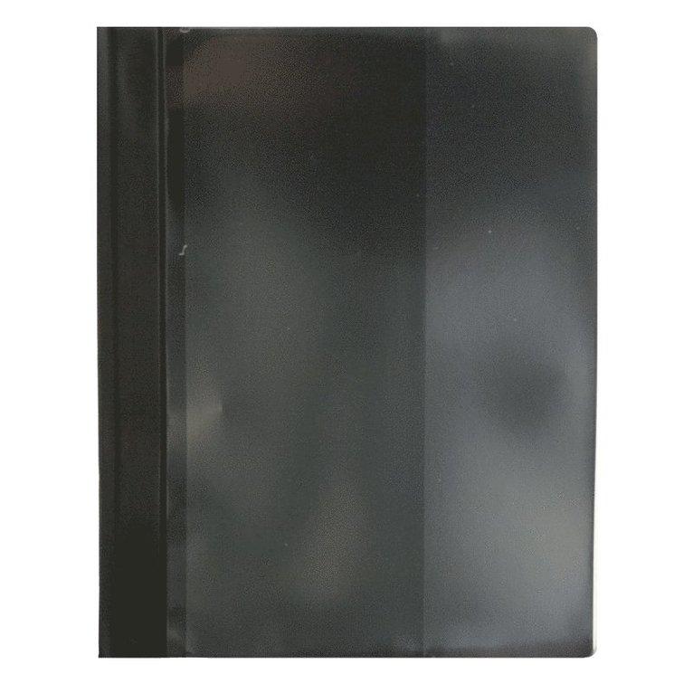 Offertmapp A4 superkvalité med ficka svart 1