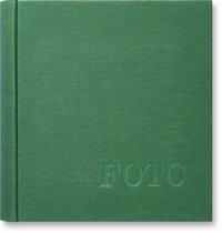 Fotoalbum med 200 fickor Duo grön