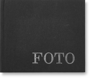 Fotoalbum med 60 fickor Savanna svart