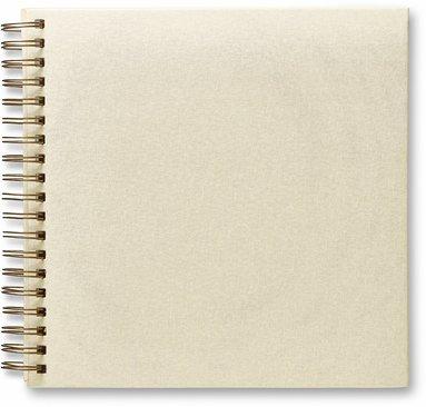 Fotoalbum 245x245mm spiral Fancy beige
