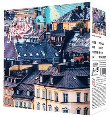 Pussel 1000 bitar Stockholm