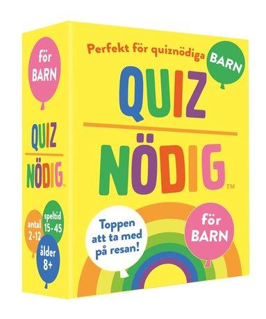 QuizNödig - För barn