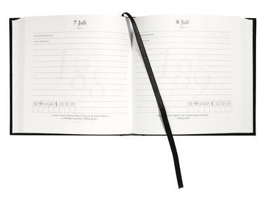 Dagbok 365 textil svart 2