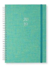 Kalender 2019 A5 Newport spiral Lagun