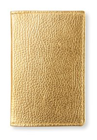 Kortfodral guld