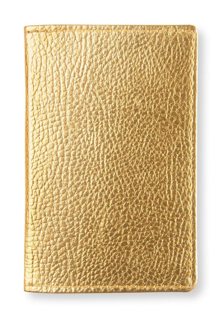 Kortfodral guld 1