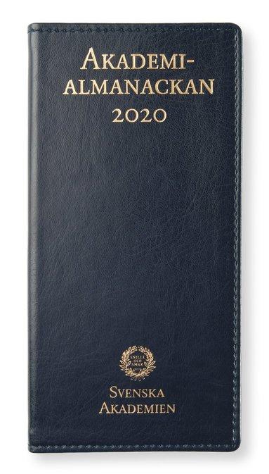 Kalender 2020 Akademialmanackan fick 1