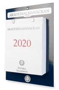 Väggblock 2020 Akademialmanackan